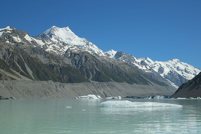 Aoraki-Mt. Cook National Park